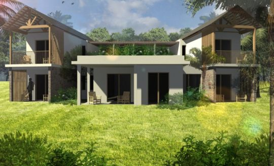 Projet Manapany jardin
