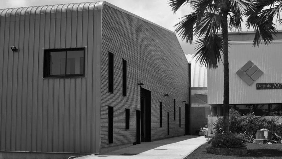 Projet EDENA en noir et blanc