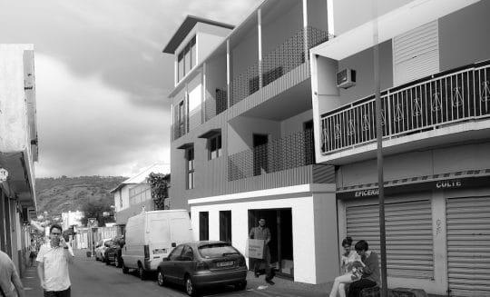 Projet ENILORAC en noir et blanc