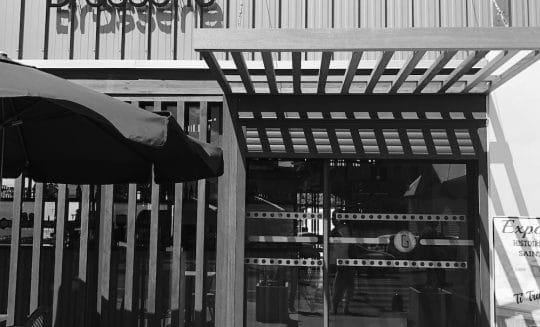 Projet Lagare en noir et blanc