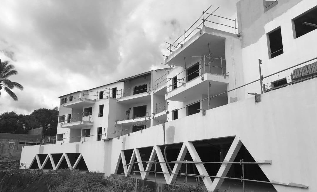 Projet Maloya en noir et blanc