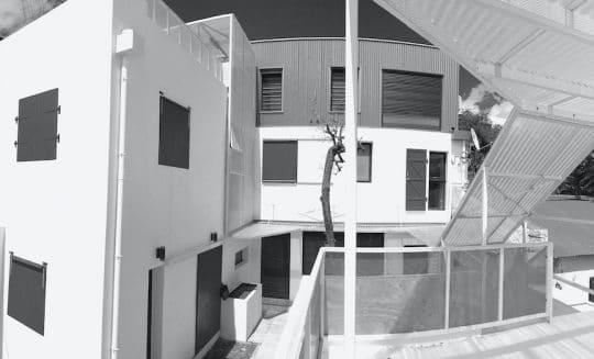 Projet Case 9 en noir et blanc