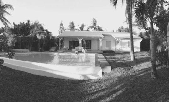 Projet ANJU en noir et blanc