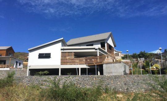 Projet Case 10 vue façade extérieur