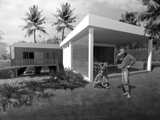 Projet case 14 en noir et blanc