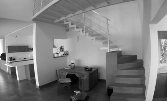 Projet Rehab 1 en noir et blanc